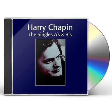 Harry Chapin THE SINGLES A'S & B'S (2CD) CD