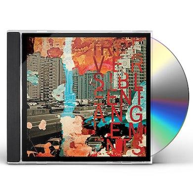 Irreversible Entanglements CD