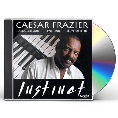 Caesar Frazier INSTINCT CD