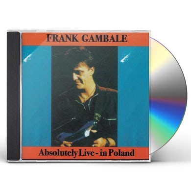 Frank Gambale ABSOLUTELY LIVE: IN POLAND CD