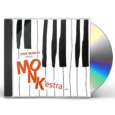 John Beasley PRESENTS MONK'ESTRA 1 CD