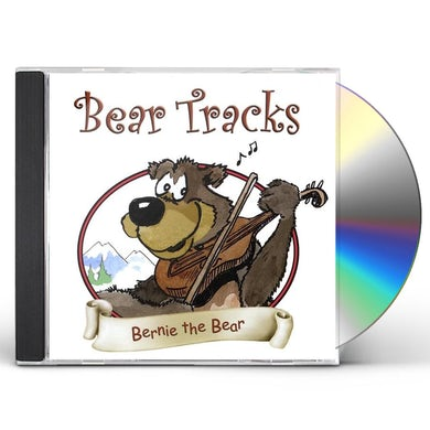Brent Holmes BEAR TRACKS CD