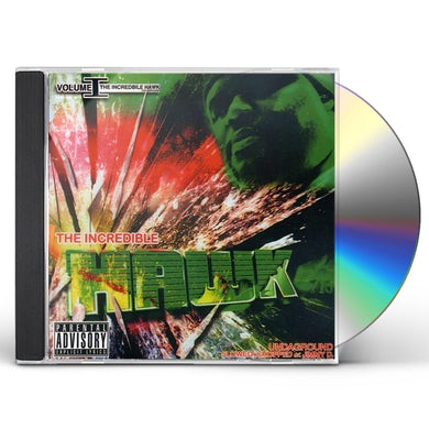 INCREDIBLE HAWK 1 CD