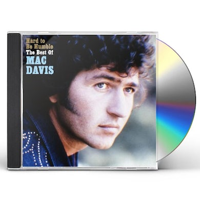 HARD TO BE HUMBLE: THE BEST OF MAC DAVIS CD
