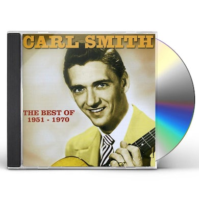 Carl Smith BEST OF: 1951-1970 CD