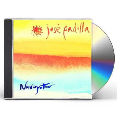 Jose Padilla NAVIGATOR CD