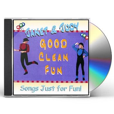 Janet & Judy GOOD CLEAN FUN CD