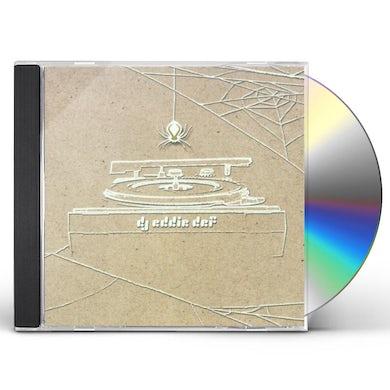 DJ Eddie Def INNER SCRATCH DEMONS CD