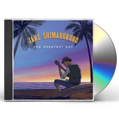 Jake Shimabukuro GREATEST DAY CD