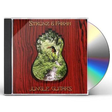 Strunz & Farah JUNGLE GUITARS CD