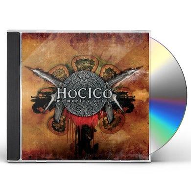 Hocico MEMORIAS ATRAS CD