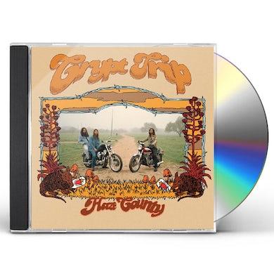 Crypt Trip HAZE COUNTY CD