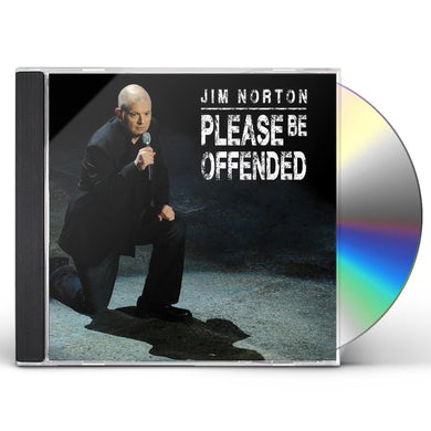 Jim Norton PLEASE BE OFFENDED CD