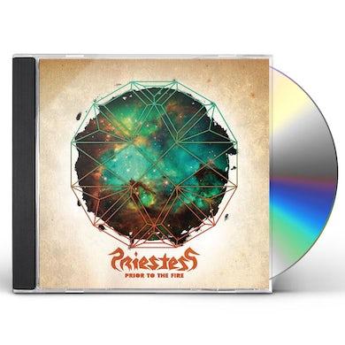 Priestess PRIOR TO THE FIRE CD