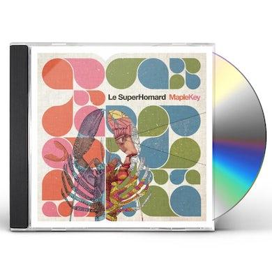 Le Superhomard MAPLEKEY CD