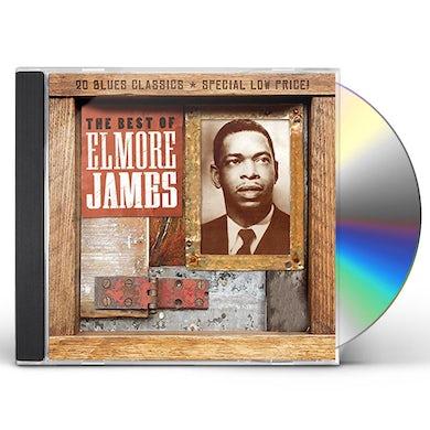 BEST OF ELMORE JAMES CD