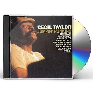 Cecil Taylor JUMPIN PUNKINS CD