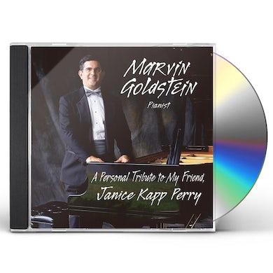 Janice Kapp Perry MARVIN GOLDSTEIN: PERSONAL TRIBUTE TO MY FRIEND CD