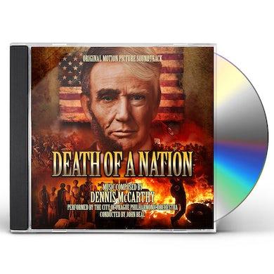 Dennis McCarthy DEATH OF A NATION CD