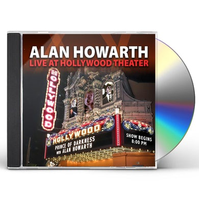 LIVE AT HOLLYWOOD THEATER CD