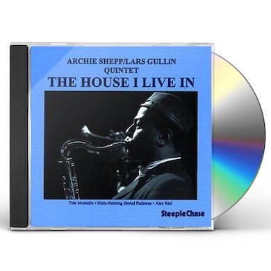 Archie Shepp / Lars Gullin HOUSE I LIVE IN CD