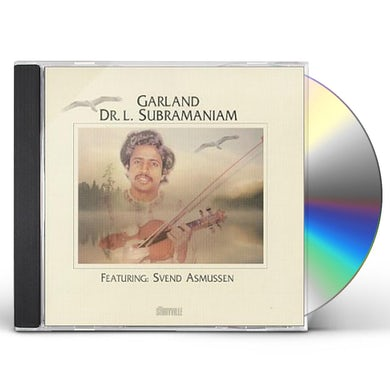 L. Subramaniam GARLAND CD