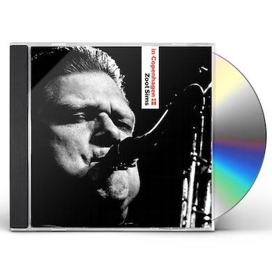 Zoot Sims IN COPENHAGEN CD