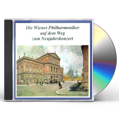 J. Strauss VPO PLAYS STRAUSS CD