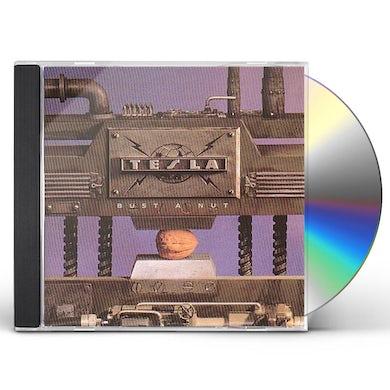 Tesla BUST A NUT CD