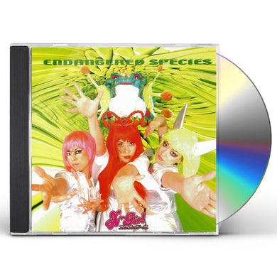 Ex-Girl ENDANGERED SPECIES CD