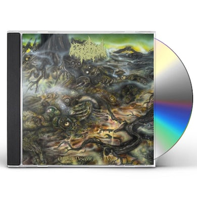 ODIOUS DESCENT INTO DECAY CD