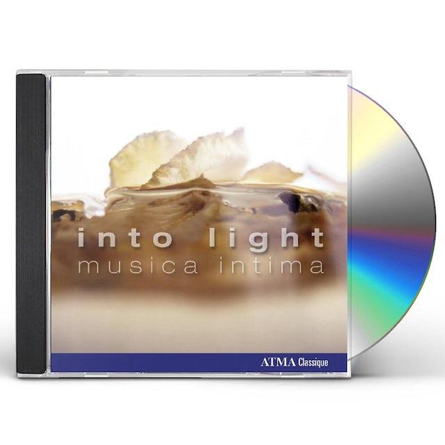 Musica intima INTO LIGHT CD
