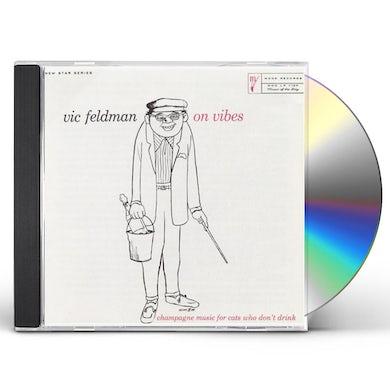 Victor Feldman ON VIBES CD