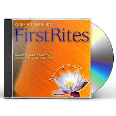 Richard Shulman FIRST RITES CD