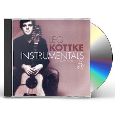 Leo Kottke BEST OF THE CHRYSALIS YEARS CD