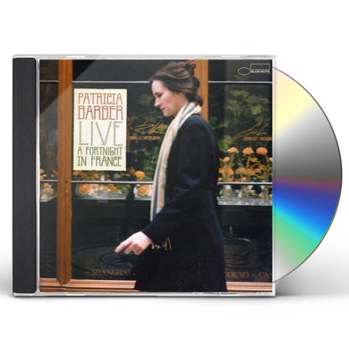 Patricia Barber LIVE: A FORTNIGHT IN FRANCE CD