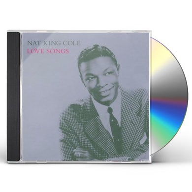 Nat King Cole LOVE SONGS CD