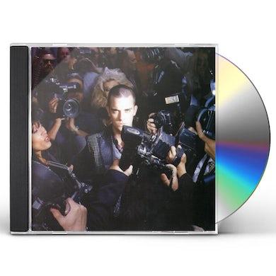 Robbie Williams LIFE THRU A LENS CD