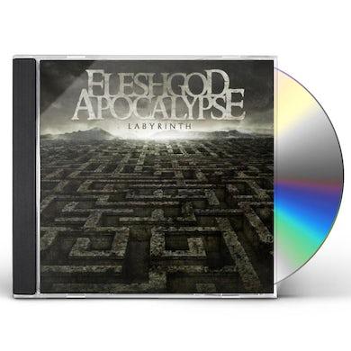 Fleshgod Apocalypse LABYRINTH CD