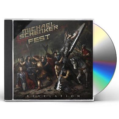 The Michael Schenker Group REVELATION CD