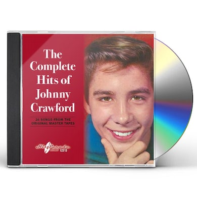 COMPLETE HITS OF JOHNNY CRAWFORD CD