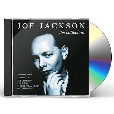 Joe Jackson COLLECTION CD