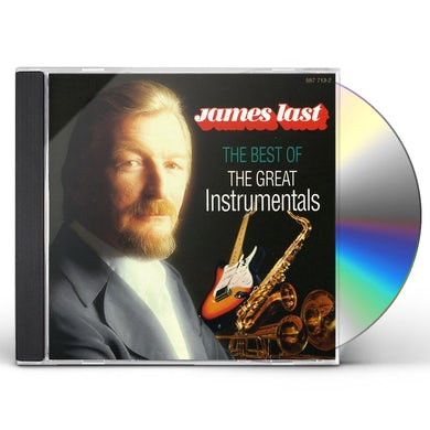 BEST OF GREAT INSTRUMENTALS CD