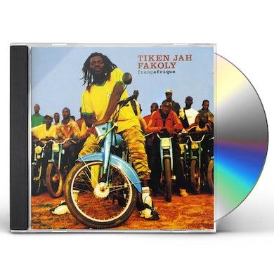 Tiken Jah Fakoly FRANCAFRIQUE CD