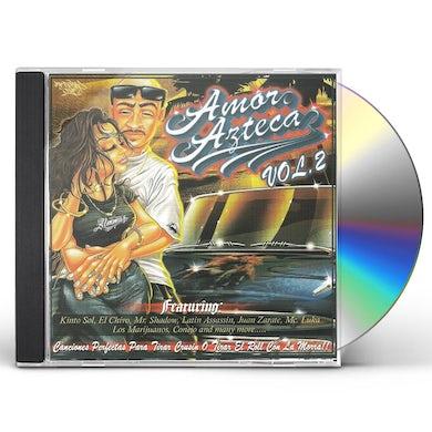 Kinto Sol AMOR AZTECA 2 CD