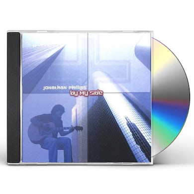 Jonathan Phillips BY MY SIDE CD