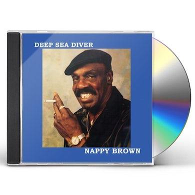 Nappy Brown DEEP SEA DIVER CD