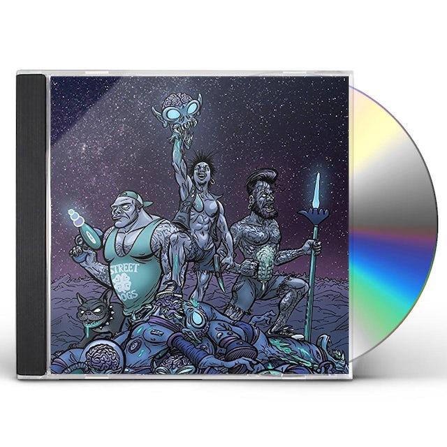 JUNKSTARS THIS MEANS WAR CD