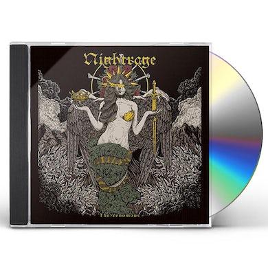 Nightrage VENOMOUS CD