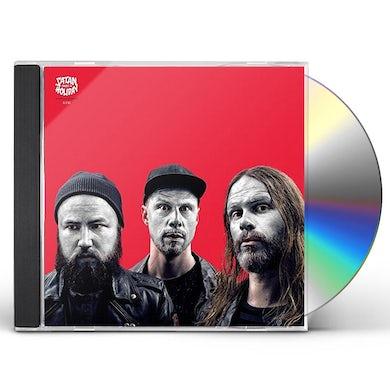 Satan Takes A Holiday ALIENS CD
